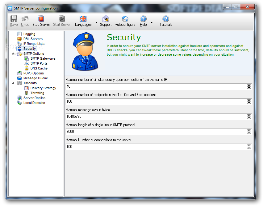 Download Email Delivery Server 5 26 0 93