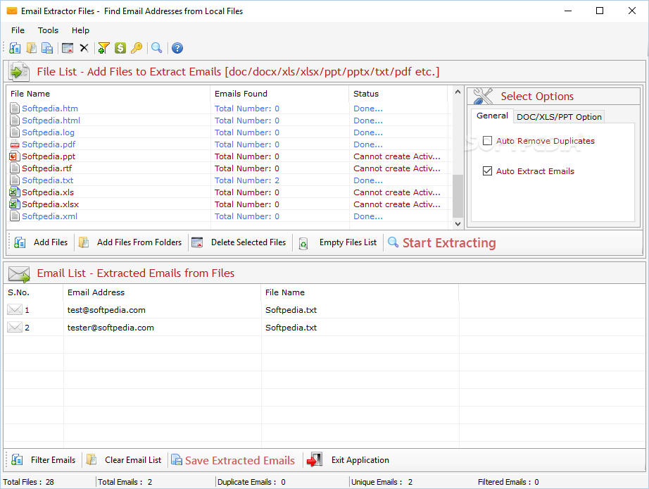 Download email extractor with crack