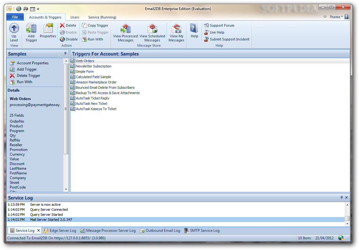 Abf outlook backup 3.2 serial