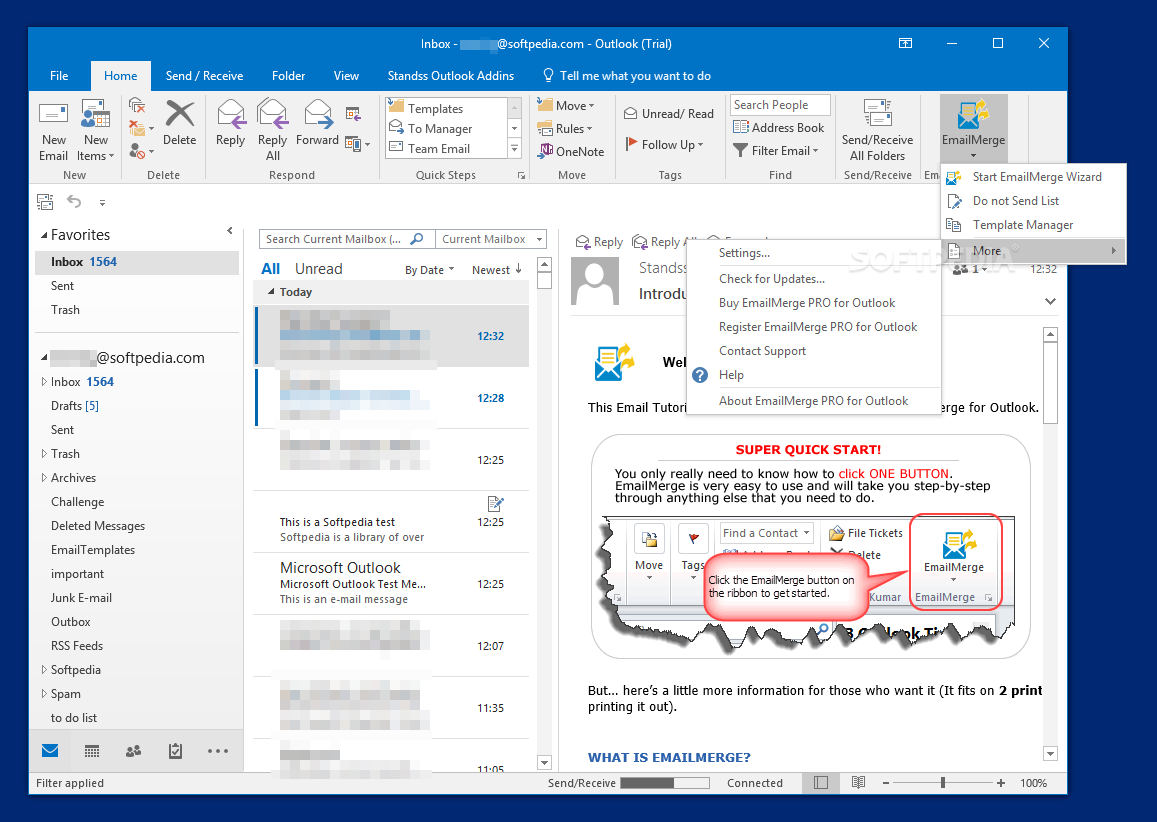 how to open an outlook template - emailmerge pro for outlook download