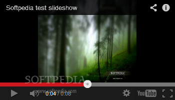 Embed Player screenshot 2 - The software features a small window that stays always on top, so you can watch videos or listen to music while working.