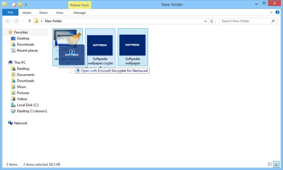 Download Emsisoft Decrypter for Nemucod 1 0 0 26