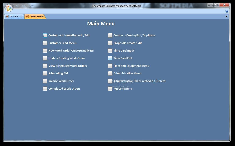Download Encompass Business Management Software 2 7 1 9