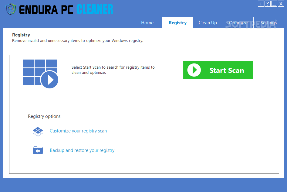Download Endura Pc Cleaner 4 1