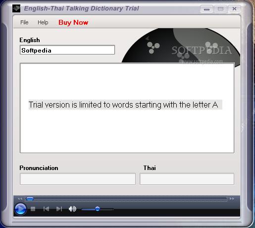Download English-Thai Talking Dictionary 1 3