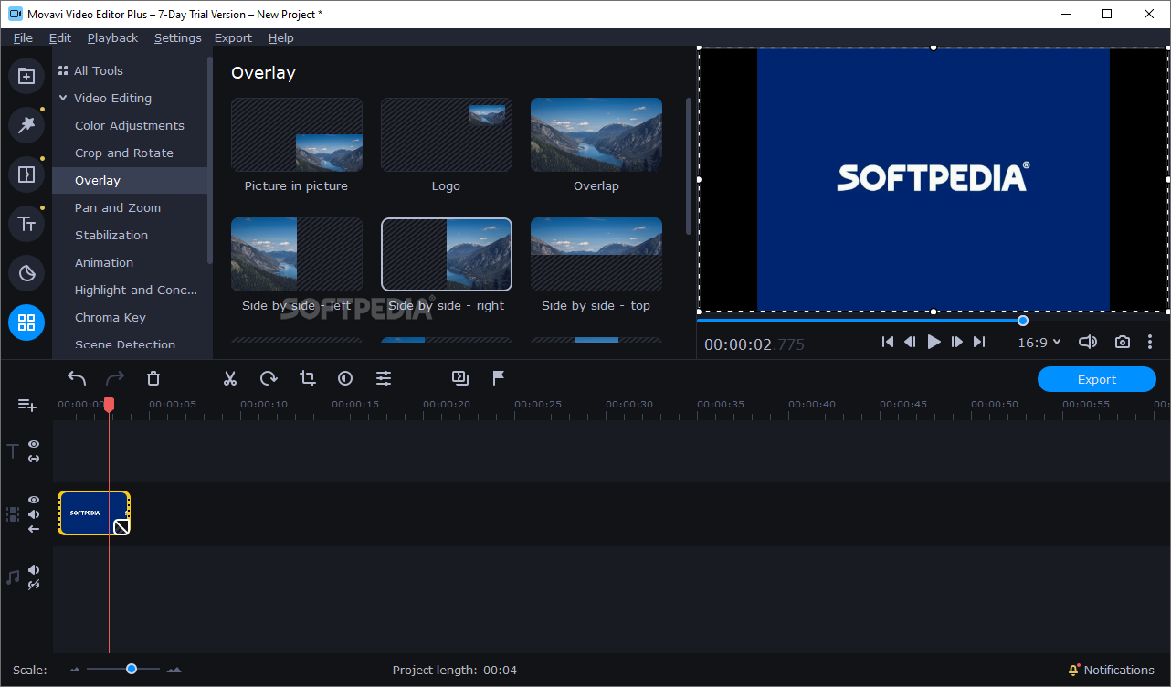 movavi video editor 9 free download full version