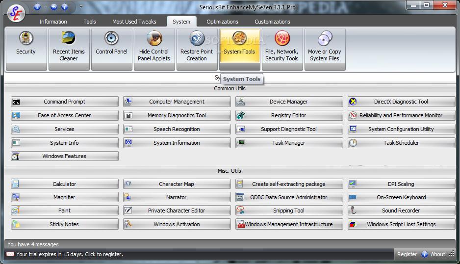 Download SeriousBit EnhanceMySe7en Pro 3 7 1