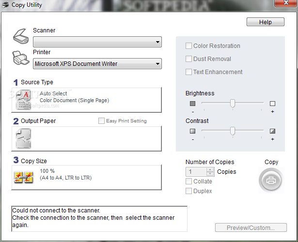 Download Epson Copy Utility 3 50 00
