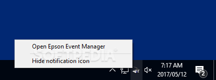 Download Epson Event Manager Utility 3 11 21