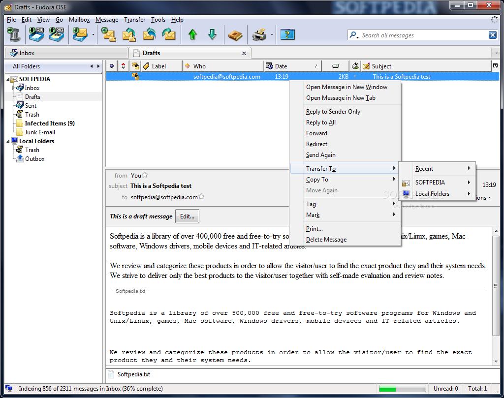 Download Eudora OSE 1 0