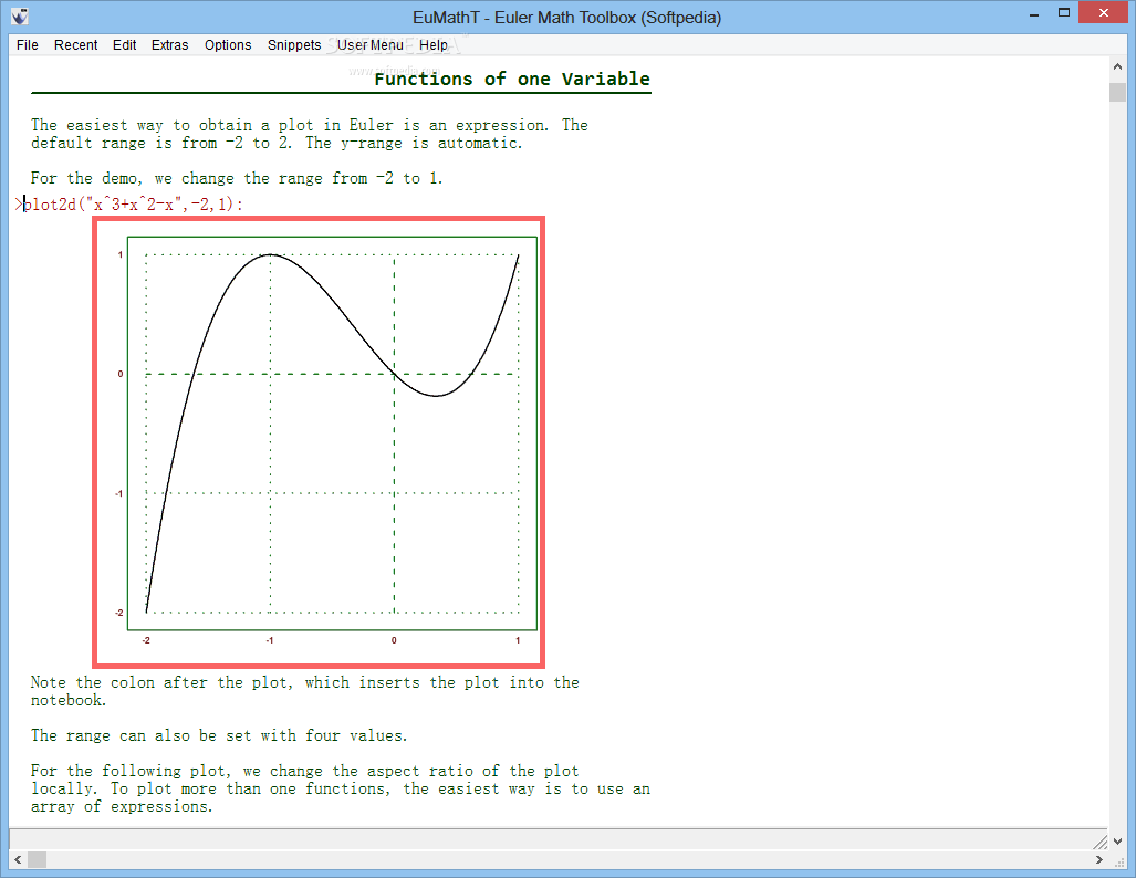 Download Euler Math Toolbox 20...