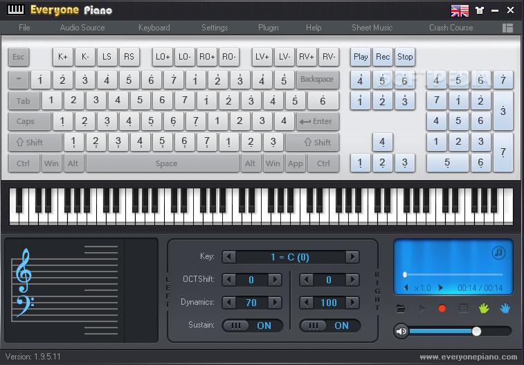 VIRTUEL GRATUIT 6.1 PIANO MIDI TÉLÉCHARGER