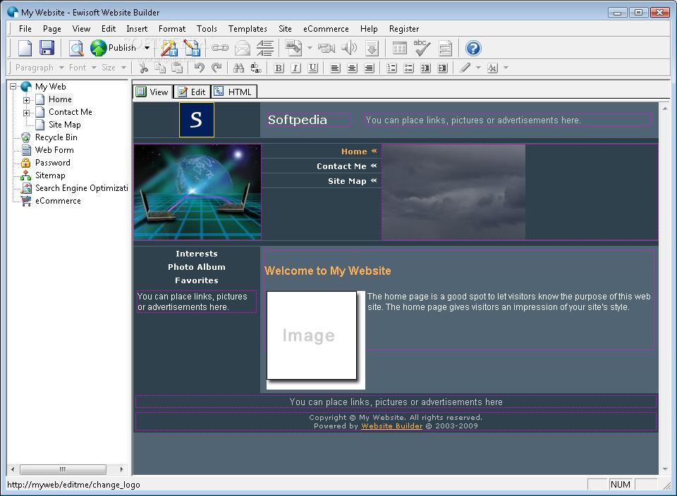 Web Page Maker - Download