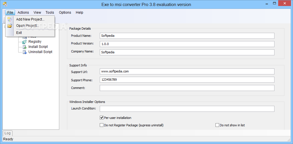 download exe to msi converter