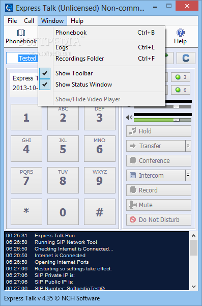 s chat voip email utilities windows