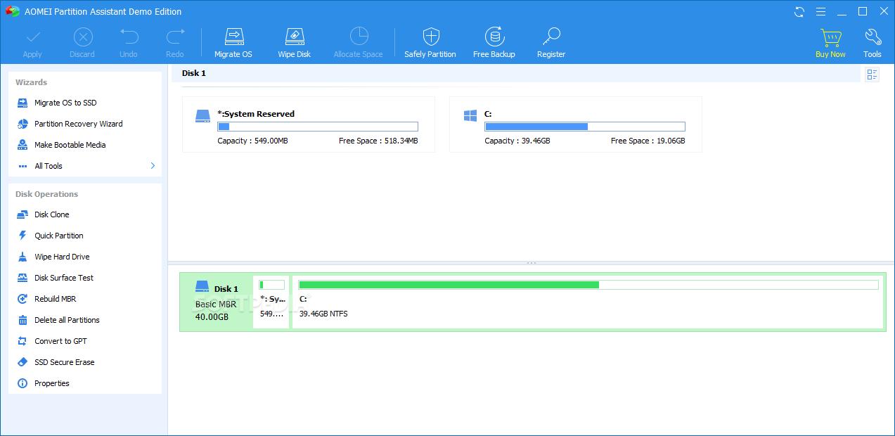 aomei dynamic disk converter pro demo edition crack