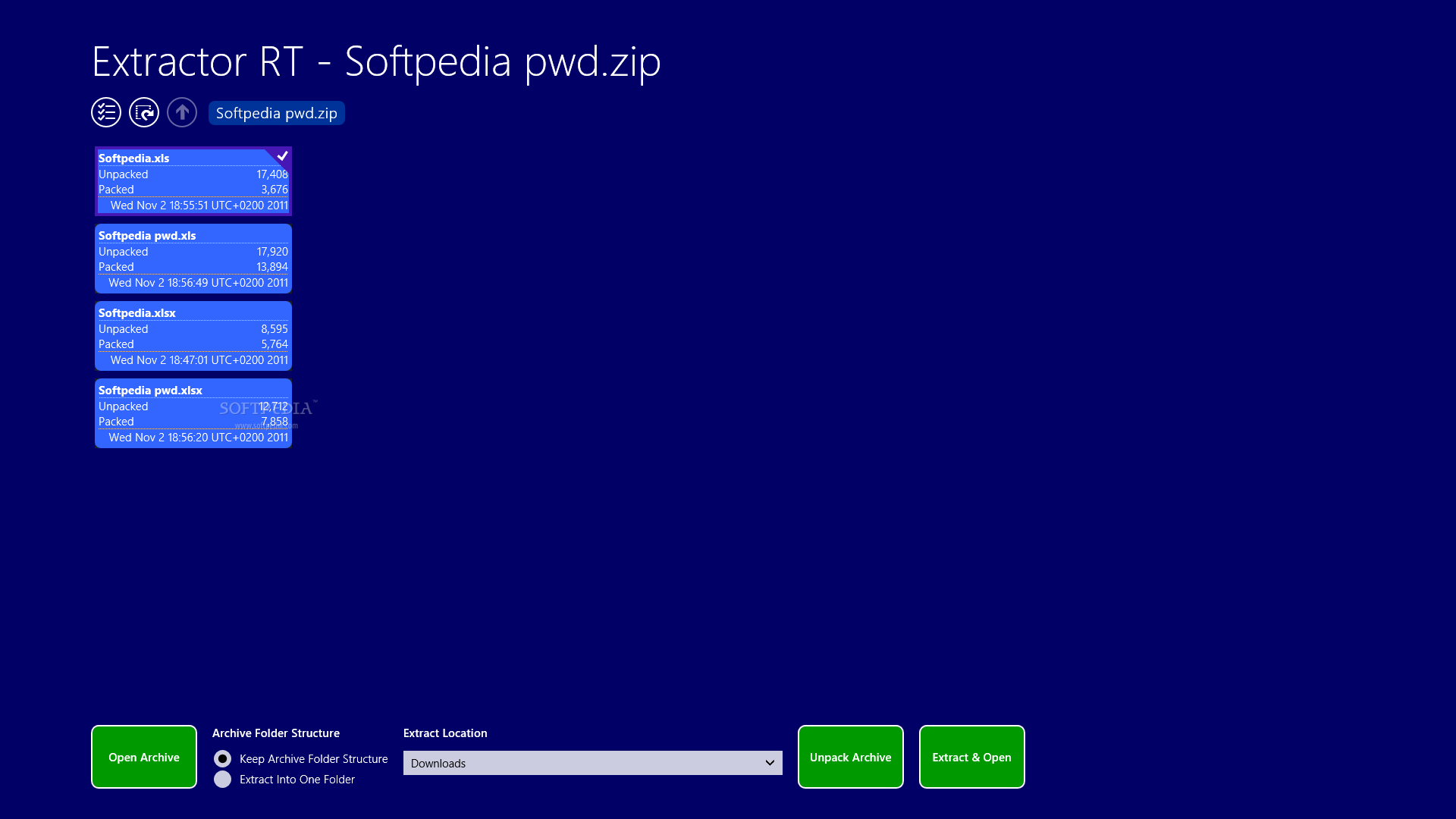 Download Extractor RT for Windows 10 / 8 1 1 0 0 2