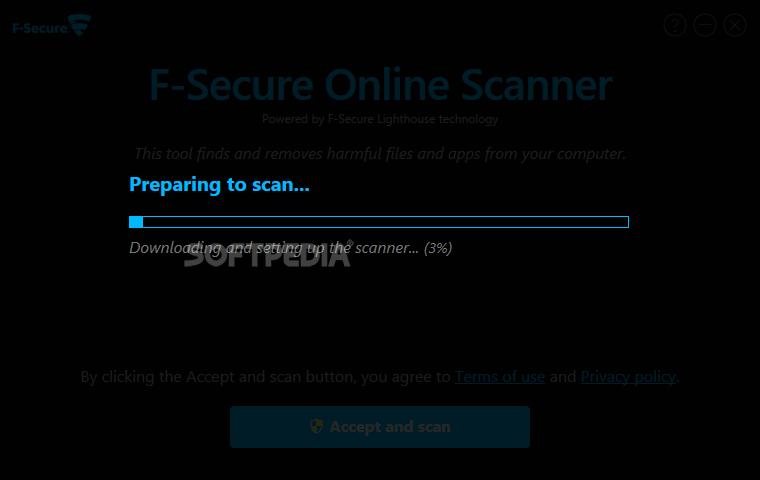 Download F-Secure Online Scanner 8 3 10 32