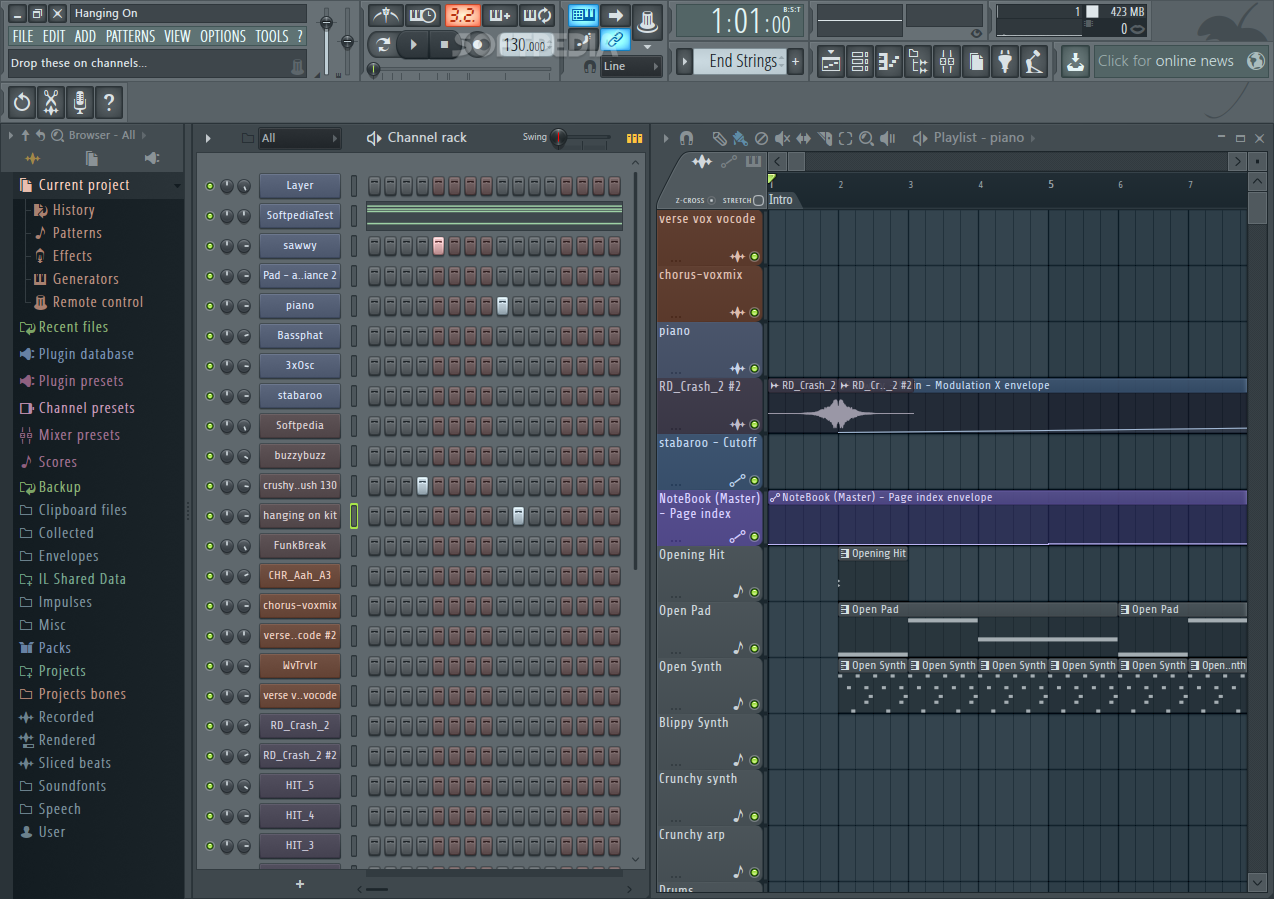 fl studio fruity loops 9.1.0 gratuit