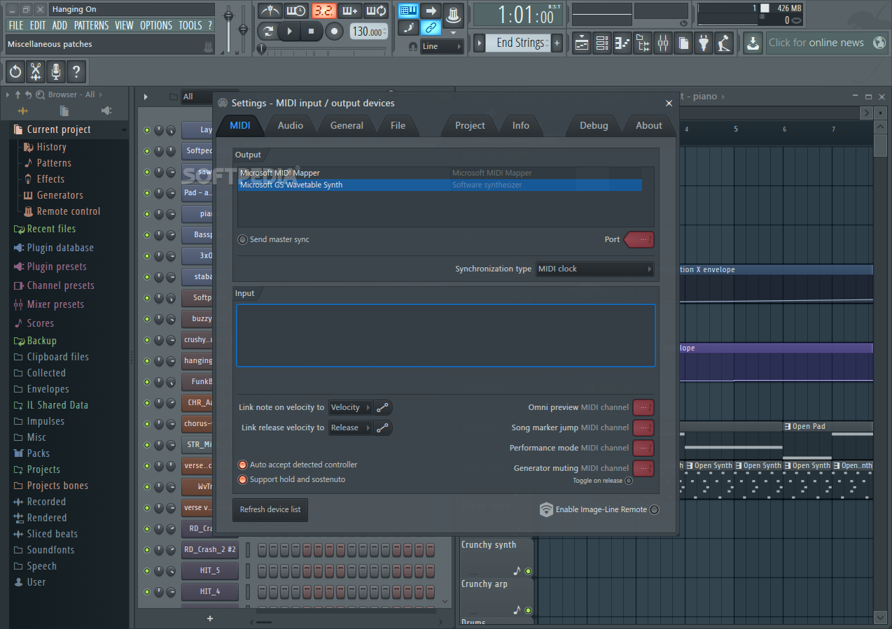 Download FL Studio 20 5 1 Build 1193