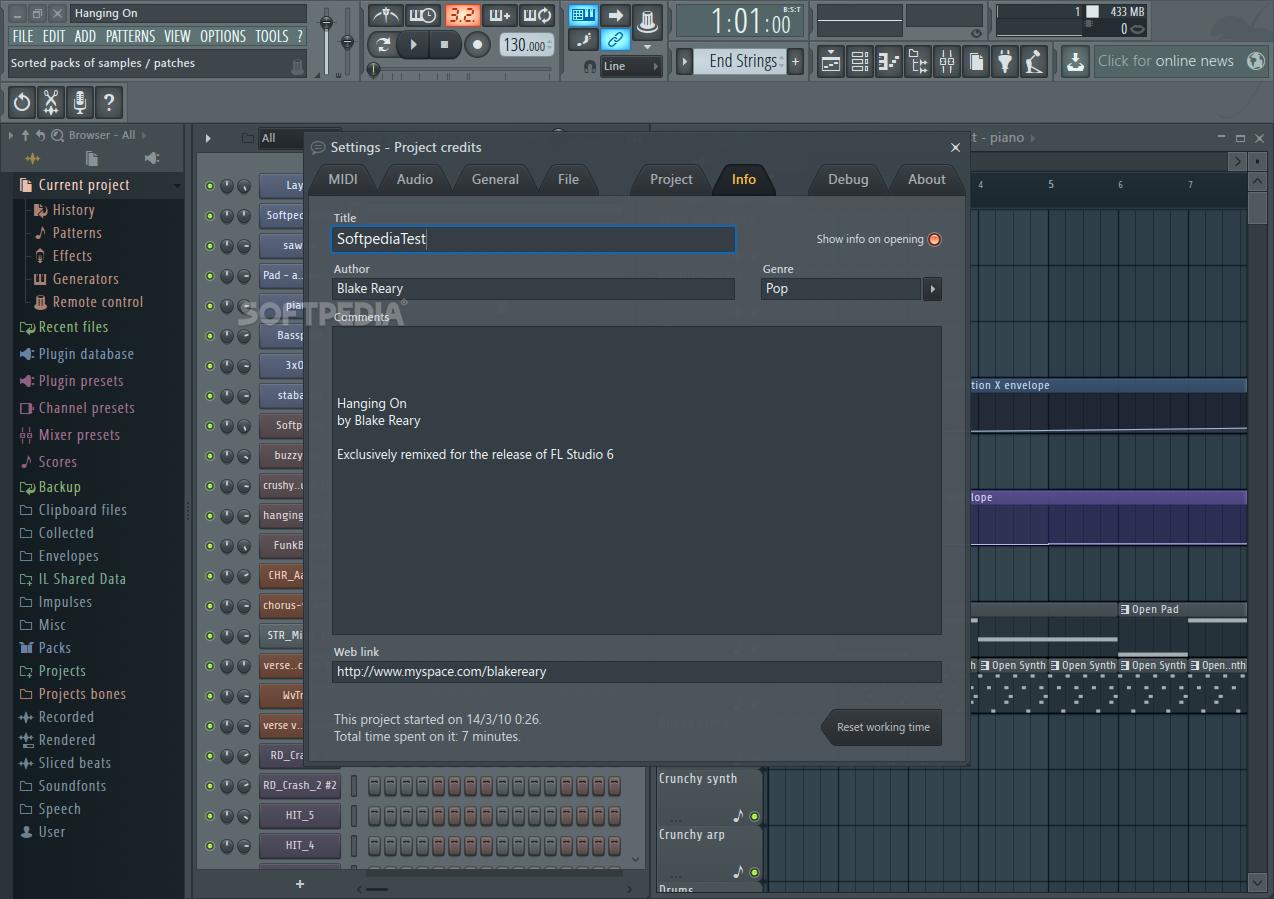 fl studio update free download