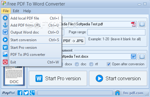 online pdf to word converter free download full version for windows xp