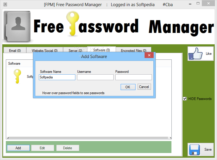 6 Best Free Password Managers - I Love Free Software