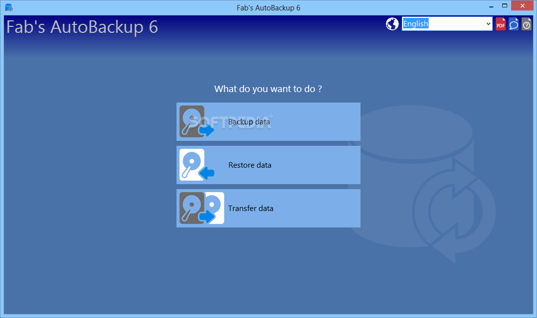 how to clear win backup files in windows xp