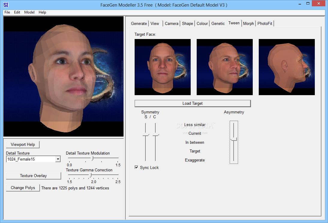 Download FaceGen Modeller 3 18