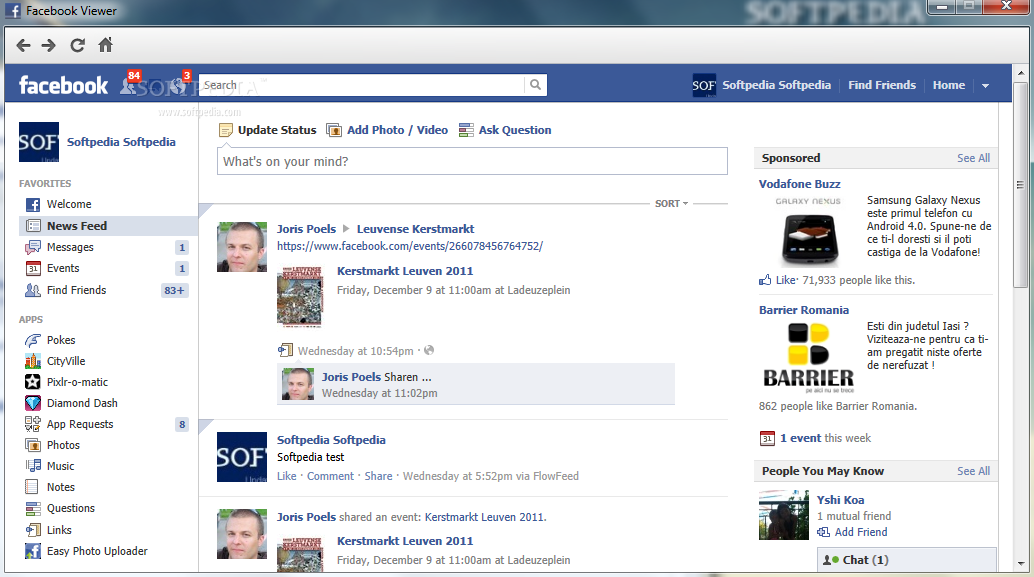 Download Facebook Viewer & Messages Viewer 1.00.0000