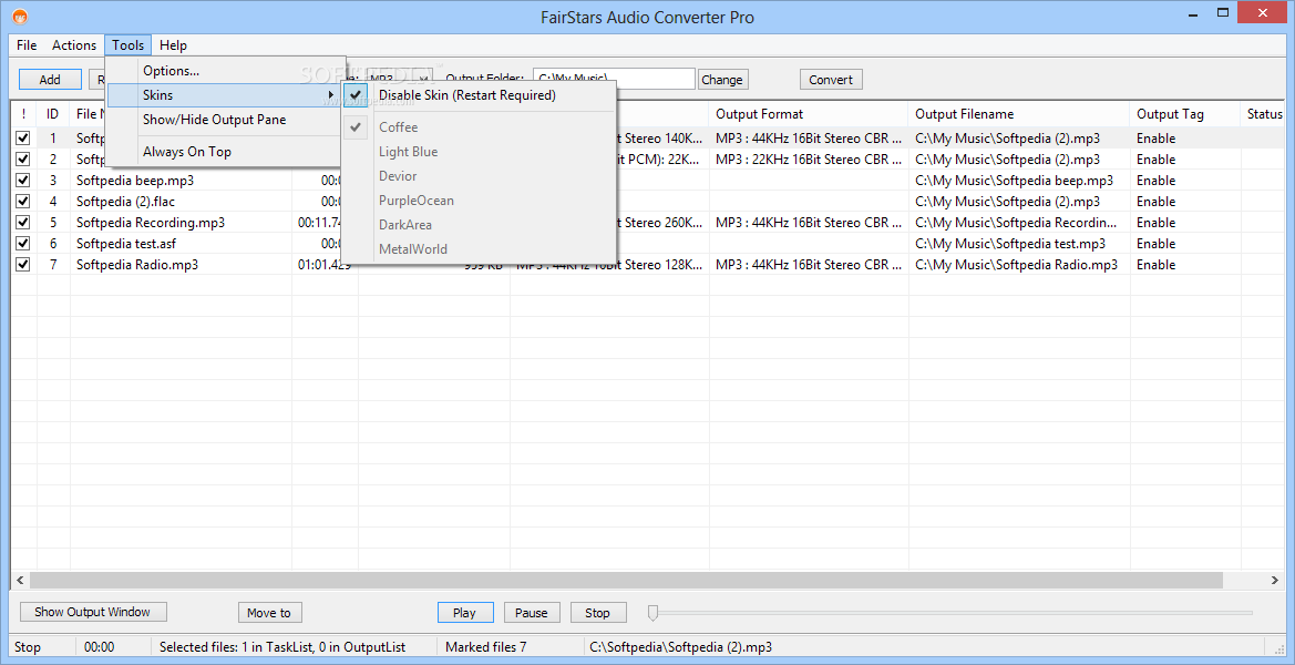 fairstars audio converter free download full version