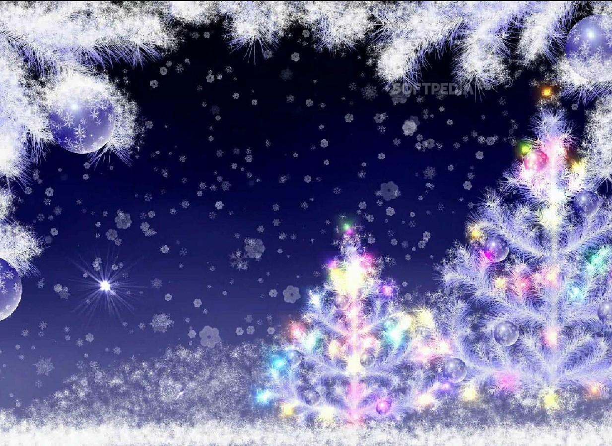 живые картинки зима на телефон снег падает того
