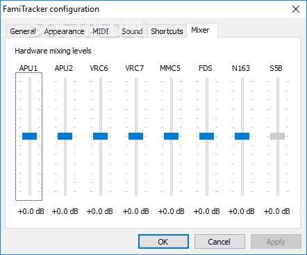Download FamiTracker 0 4 6