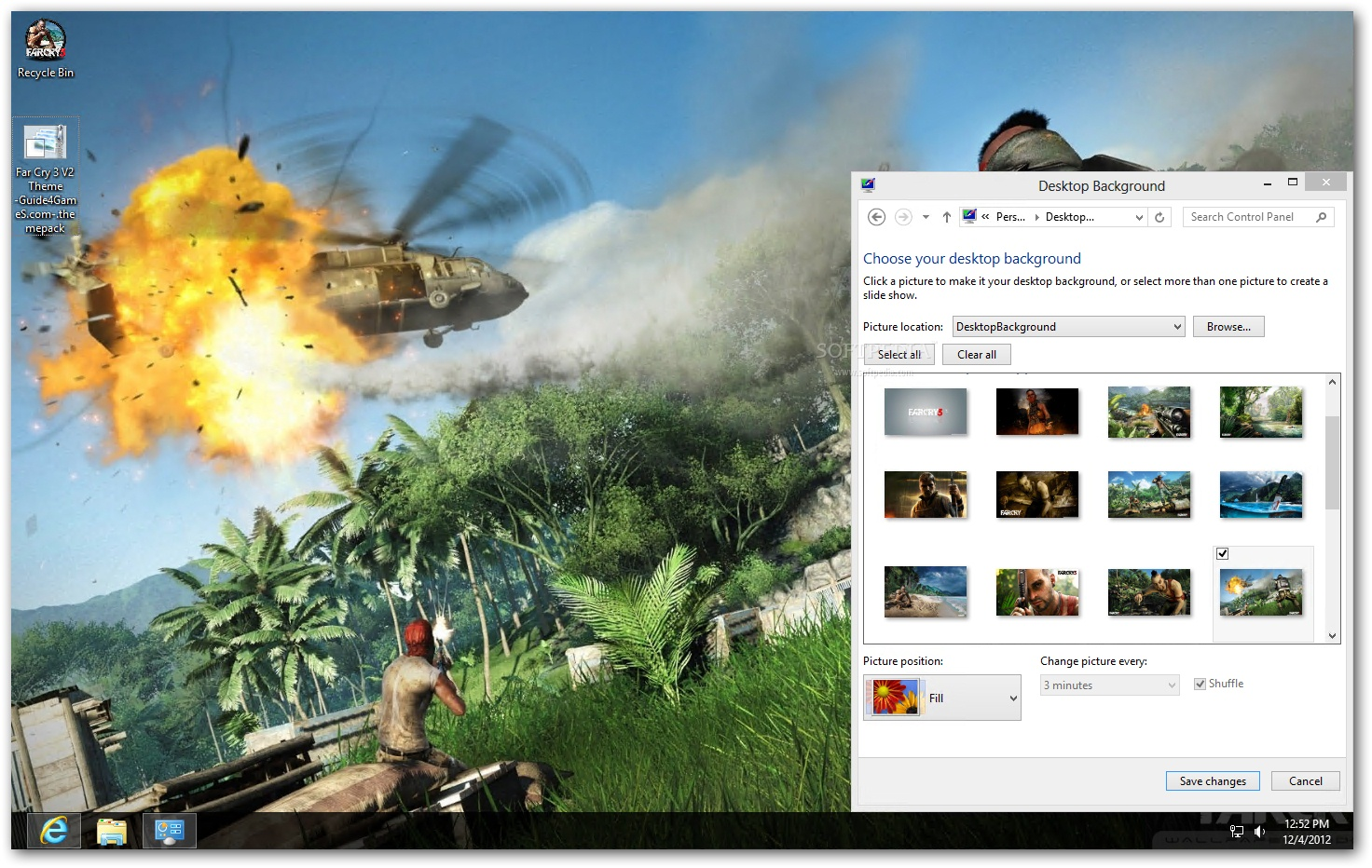 far cry 3 apk + obb download for android