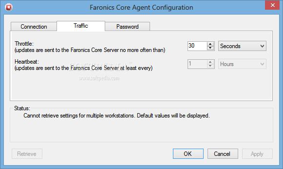 faronics anti-executable standard