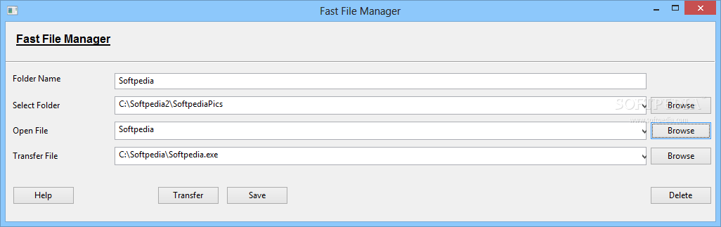 Download Fast File Manager 1 0 3