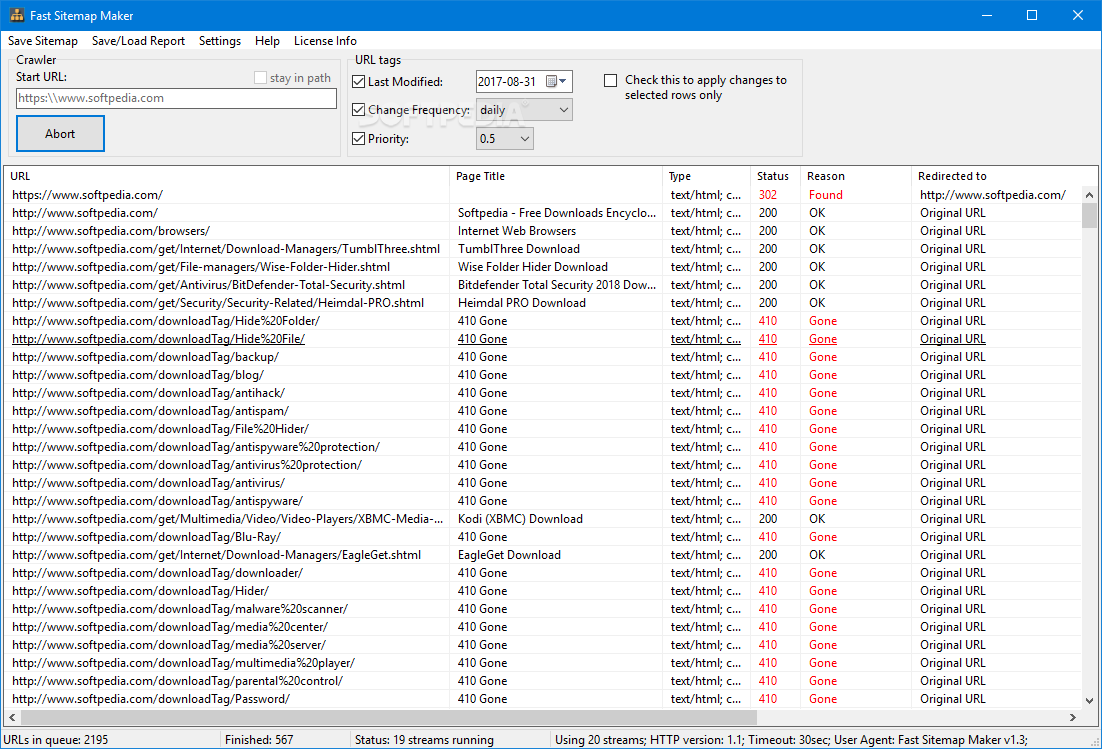 download fast sitemap maker 1 3