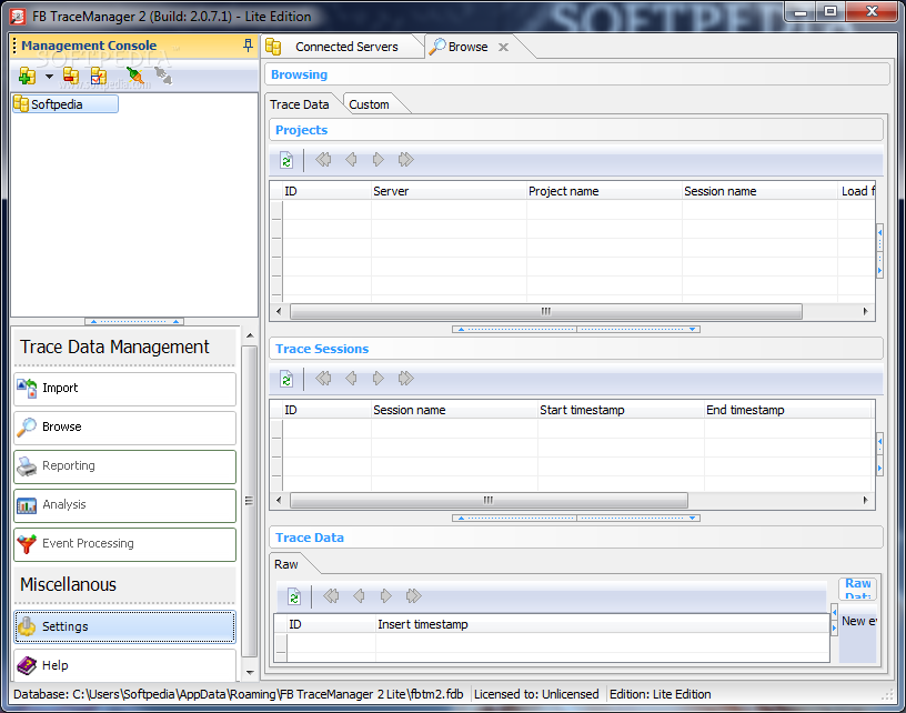 Download FB TraceManager Lite 2 Build 2 0 7 1