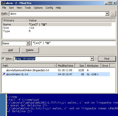 Download Ffind Std 0 7 0 25