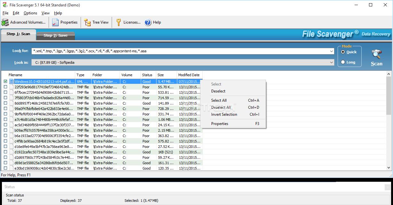 Key file scavenger 5.3 vortec
