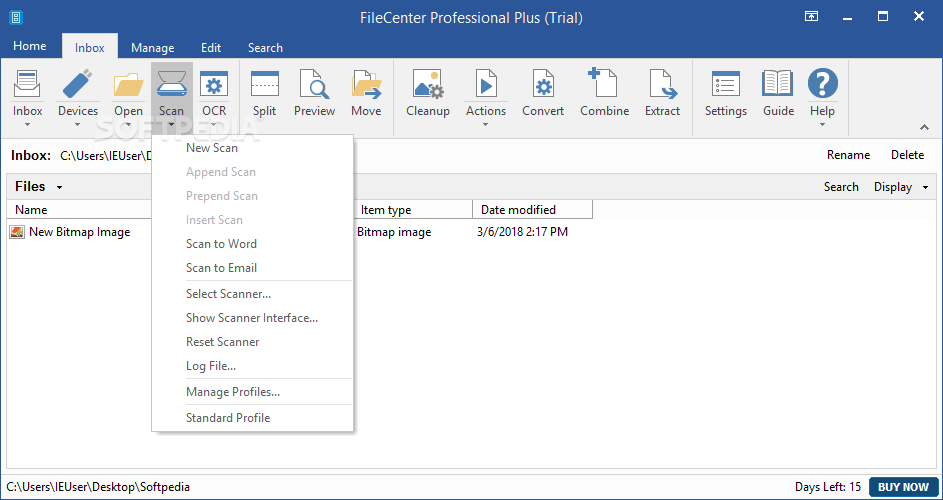 file center software