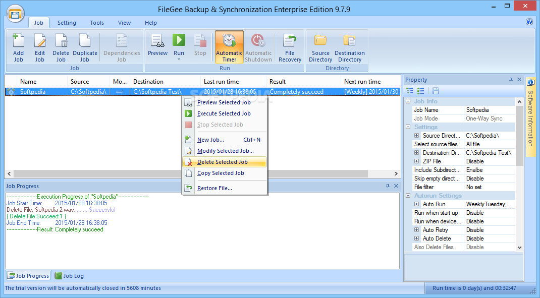 Download FileGee Backup & Sync Enterprise Edition 10 1 8