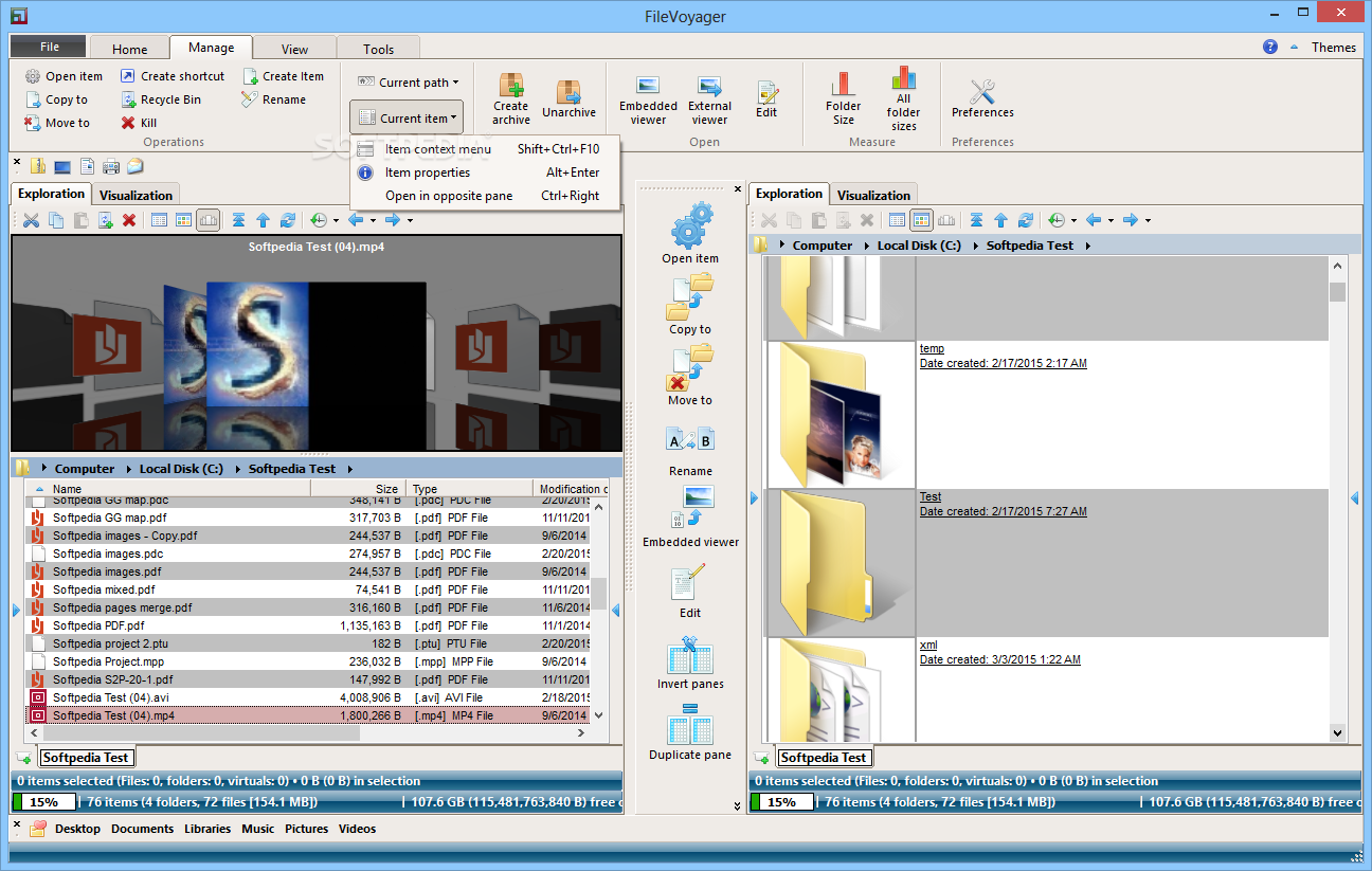 Download FileVoyager 19 5 1 0