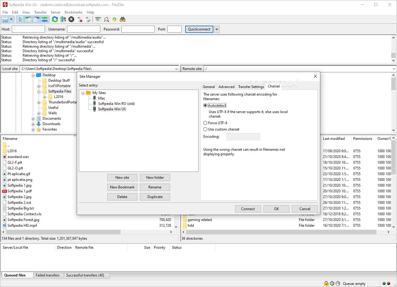 Filezilla 3.51.0 download