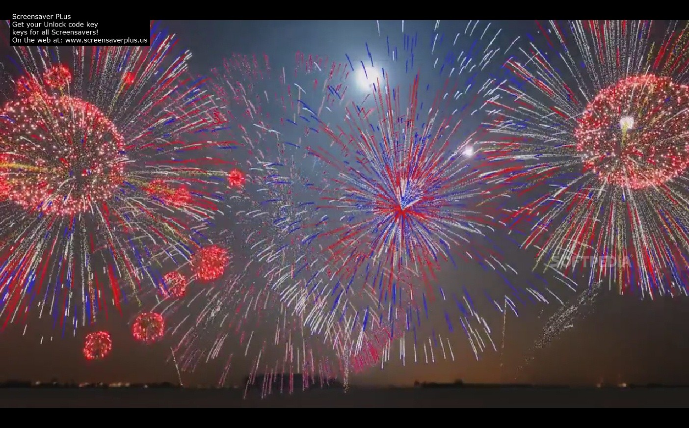 fireworks screensaver fireworks screensaver is a simple to use application that brings a firework animation