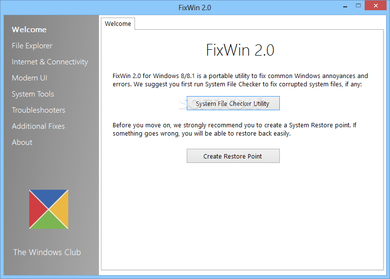 fixwin for windows 10 review