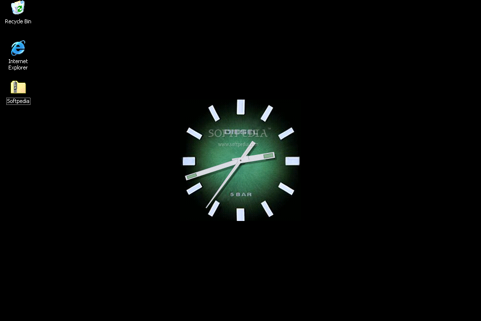 download flash clock wallpaper 1 0