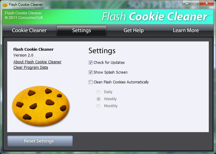 how to delete flash cookies