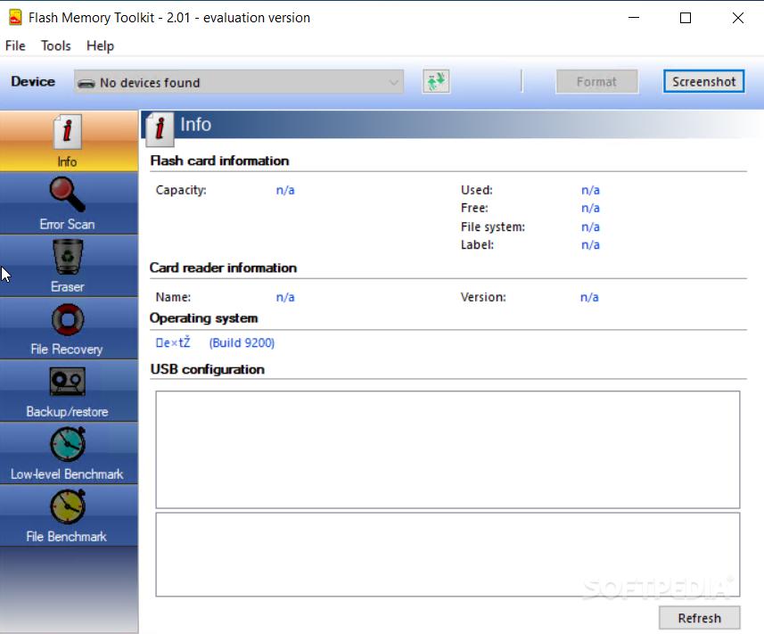 Flash Memory Toolkit 2.01 Full Version Serial Number Rar Files