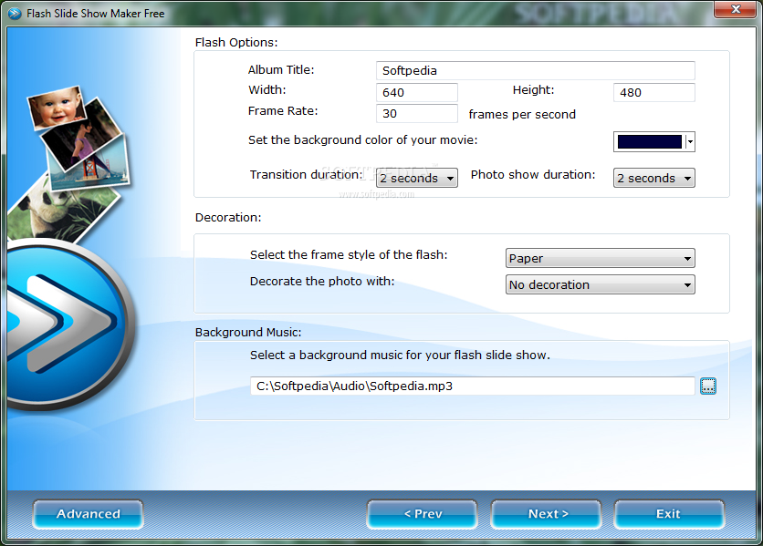 Download Flash Slide Show Maker Free 1 0